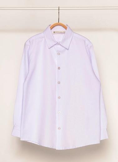 Morhipo Kids Basic Gömlek Beyaz